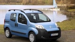 Citroen berlingo spoilers